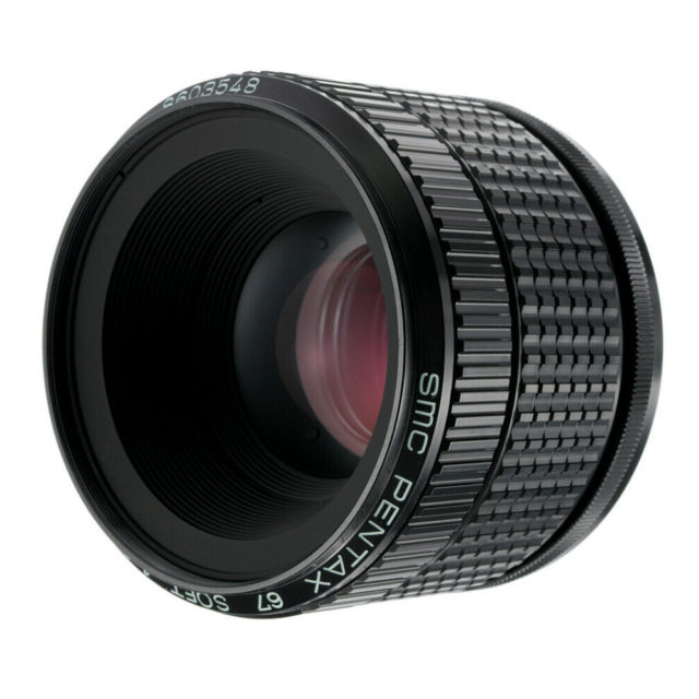 smc Pentax 67 120mm F/3.5 Soft
