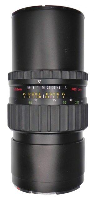 Carl Zeiss Sonnar HFT 250mm F/5.6 PQS