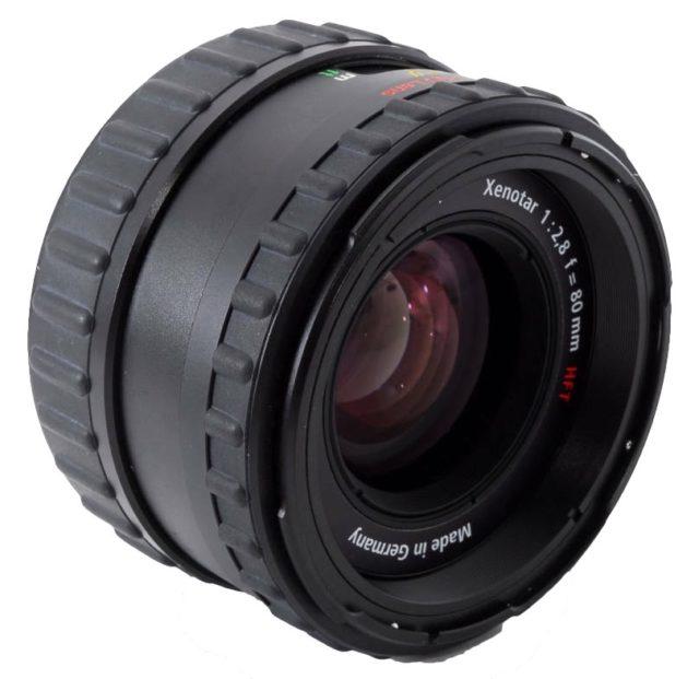 Schneider-KREUZNACH Xenotar HFT 80mm F/2.8 PQS (DHW Fototechnik Apogon)