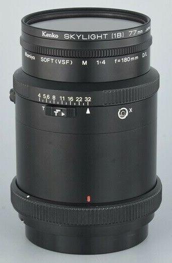Mamiya SOFT (VSF) M 180mm F/4 D/L