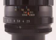 Asahi Super-Takumar 135mm F/2.5