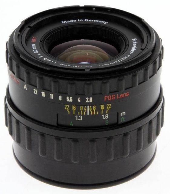 Schneider-KREUZNACH AF Xenotar HFT 80mm F/2.8 PQS (DHW Fototechnik Apogon)
