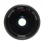 Nikon AI-S Nikkor 28mm F/2