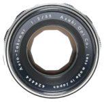 Asahi Auto-Takumar 55mm F/2