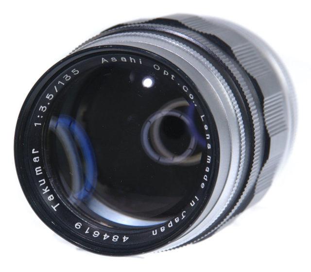Asahi Takumar 135mm F/3.5