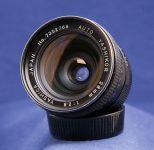 Yashica Auto Yashicor 28mm F/2.8