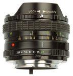 Sigma MF 16mm F/2.8 Filtermatic Fisheye
