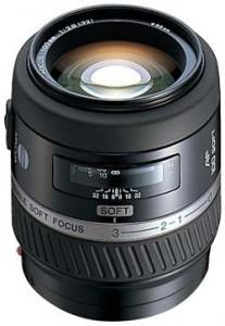 Minolta AF 100mm F/2.8 Soft Focus