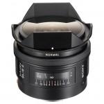 Sony 16mm F/2.8 Fisheye (SAL16F28)