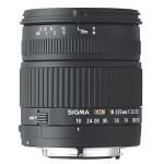 Sigma 18-125mm F/3.5-5.6 DC