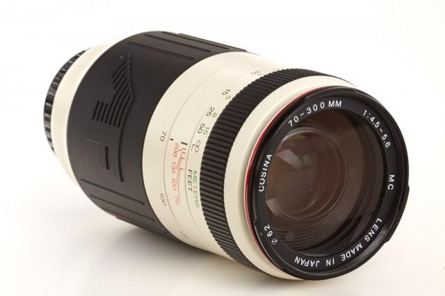 Cosina Af 70 300mm F 4 5 5 6 Mc Phoenix Vivitar Series 1