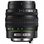 smc Pentax-DA 18-55mm F/3.5-5.6 AL II (Schneider-Kreuznach D-Xenon, Samsung)
