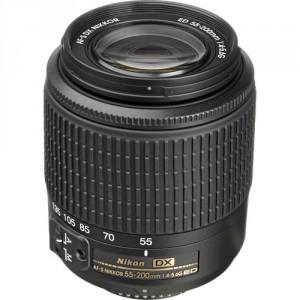 Nikon AF-S DX Zoom-Nikkor 55-200mm F/4-5.6G ED
