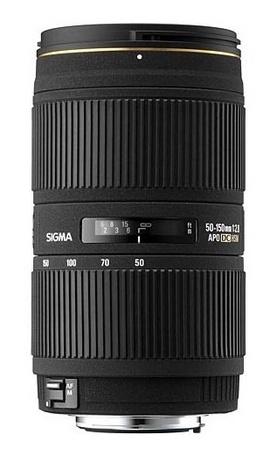 Sigma 50-150mm F/2.8 APO EX DC HSM II