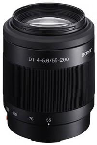 Sony DT 55-200mm F/4-5.6 (SAL55200)