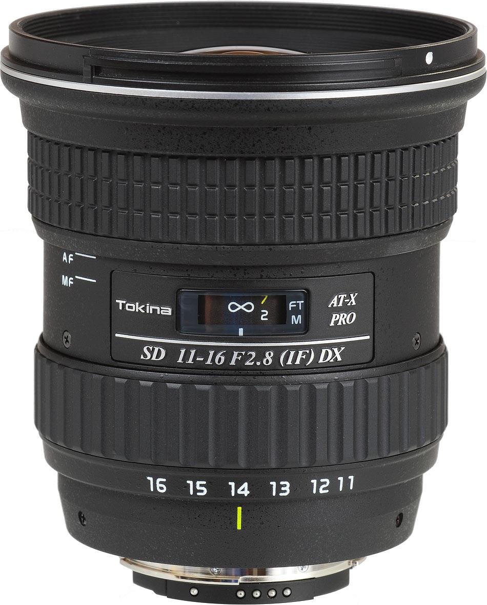 LENS HOOD RUBBER 77mm black for Tokina AT-X 11-16 mm 2.8 Pro DX V