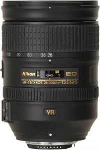 Nikon AF-S Nikkor 28-300mm F/3.5-5.6G ED VR