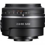Sony 85mm F/2.8 SAM (SAL85F28)