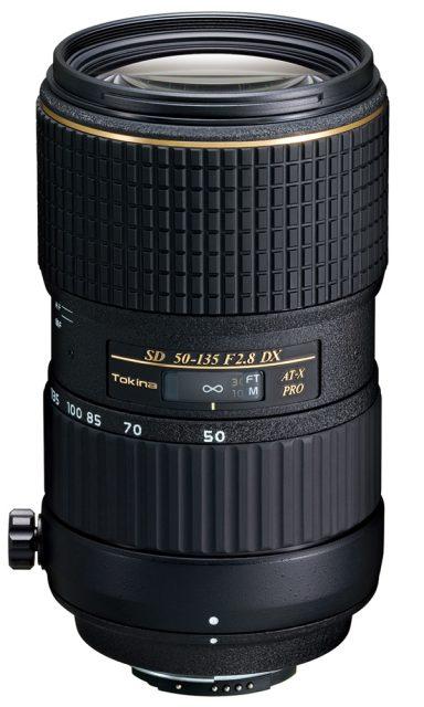 Tokina AT-X Pro 535 AF SD 50-135mm F/2.8 (IF) DX