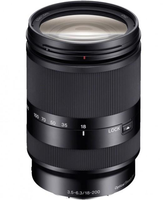 Sony E 18-200mm F/3.5-6.3 OSS LE (SEL18200LE)