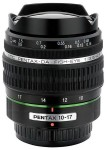 smc Pentax-DA 10-17mm F/3.5-4.5 ED [IF] Fisheye (Schneider-KREUZNACH D-Xenogon, Samsung SA)