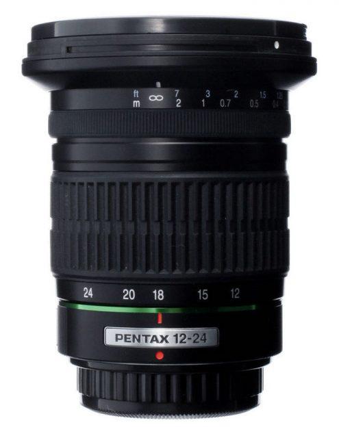 smc Pentax-DA 12-24mm F/4 ED AL [IF] (Schneider-Kreuznach D-Xenon, Samsung)