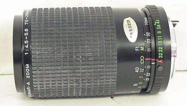 Takumar-A Zoom 70-210mm F/4.5-5.6
