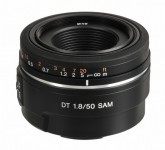 Sony DT 50mm F/1.8 SAM (SAL50F18)