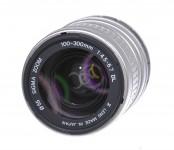 Sigma 100-300mm F/4.5-6.7 DL ZEN