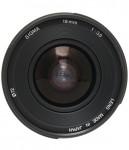 Sigma 18mm F/3.5 ZEN