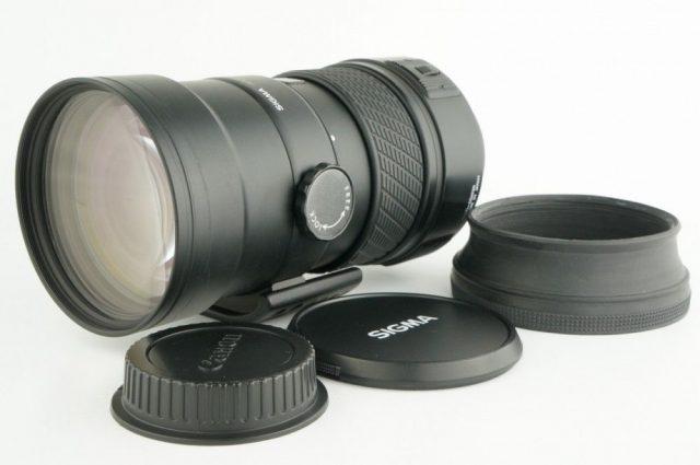 Sigma 180mm F/2.8 APO Macro