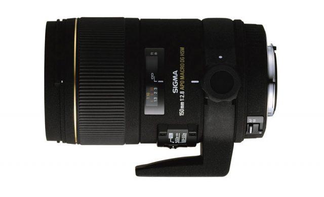 Sigma 150mm F/2.8 APO EX DG HSM Macro