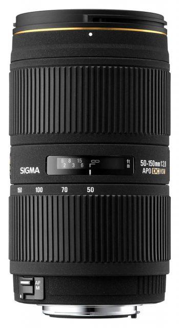 Sigma 50-150mm F/2.8 APO EX DC HSM