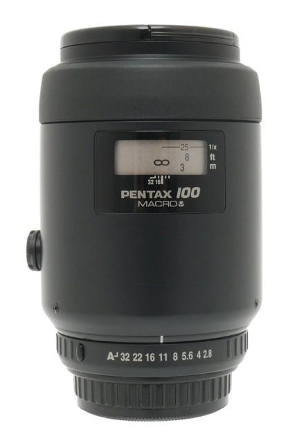 smc Pentax-FA 100mm F/2.8 Macro