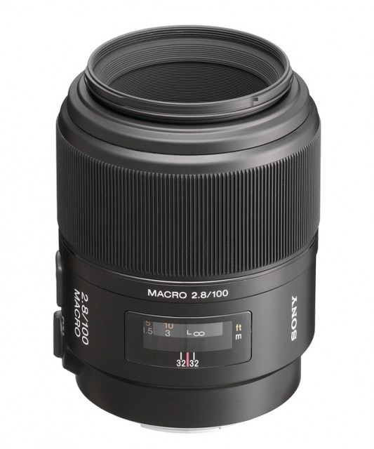 Sony 100mm F/2.8 Macro (SAL100M28)