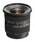 Sony DT 11-18mm F/4.5-5.6 (SAL1118)