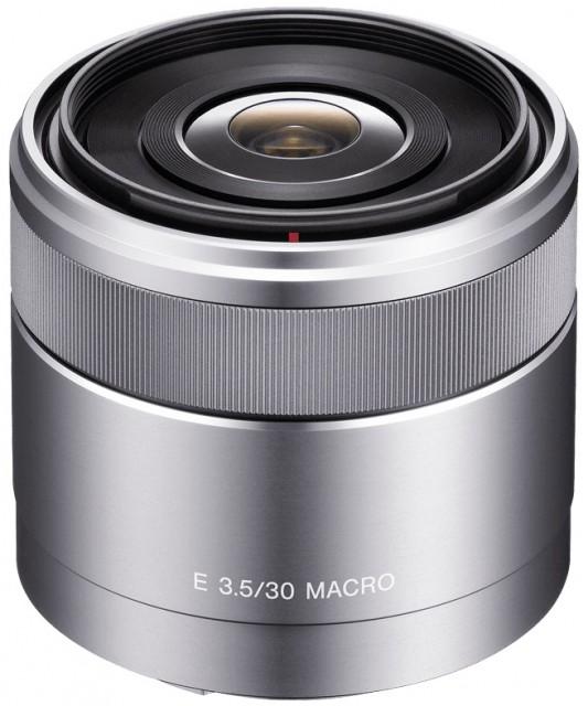 Sony E 30mm F/3.5 Macro (SEL30M35)
