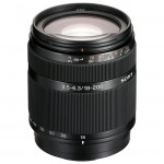 Sony DT 18-200mm F/3.5-6.3 (SAL18200)