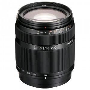 Sony DT 18-200mm F/3.5-6.3 (SAL18200)