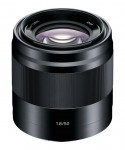 Sony E 50mm F/1.8 OSS (SEL50F18)