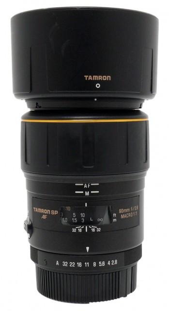 Tamron SP AF 90mm F/2.8 Macro 1:1 172E