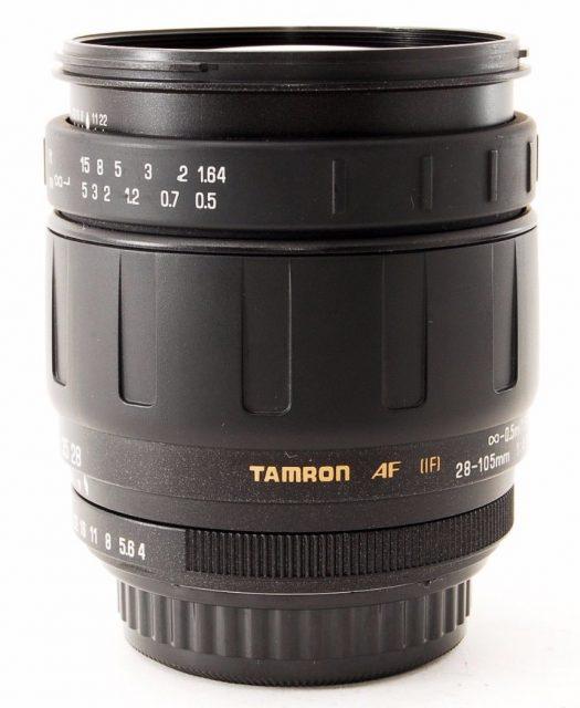 Tamron AF 28-105mm F/4-5.6 (IF) 179D