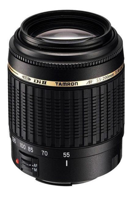 Tamron AF 55-200mm F/4-5.6 Di II LD Macro A15