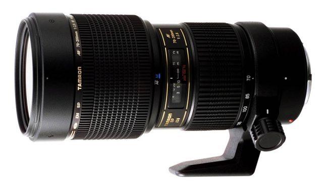 Tamron SP AF 70-200mm F/2.8 Di LD (IF) Macro A001
