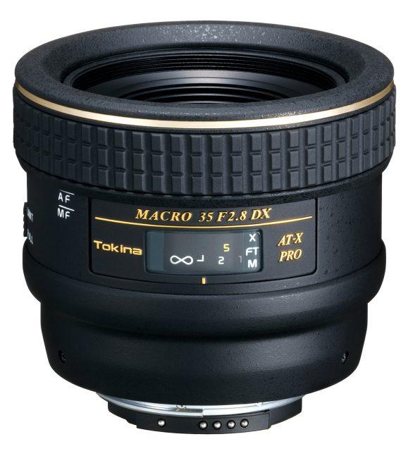 Tokina AT-X Pro Macro M35 AF 35mm F/2.8 DX