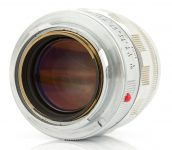 Leitz Wetzlar Summilux 50mm F/1.4