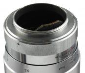 Canon Serenar 85mm F/1.9 I