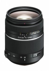 Sony 28-75mm F/2.8 SAM (SAL2875)