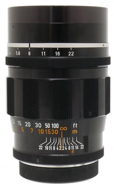 Canon 100mm F/2
