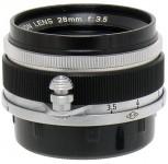 Canon 28mm F/3.5 II